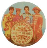 The Beatles - 'Sgt Peppers' 32mm Badge